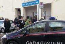 Scia di rapine da Casalnuovo a Brusciano, arrestata intera baby gang