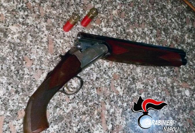 Crack e fucile a canne mozze, cinque arresti a Brusciano – I nomi