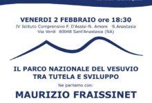 Il Parco nazionale del Vesuvio tra tutela e sviluppo, con Maurizio Fraissinet