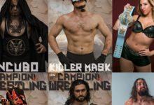 Questa domenica i miti del wrestling tornano a Napoli