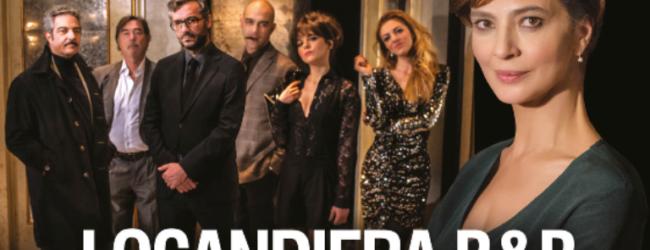 """Teatro Verdi di Salerno, Laura Morante in scena con """"La Locandiera B&B"""""""