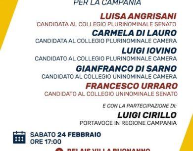 Politiche 2018, MoVimento 5 Stelle presenta programma e candidati