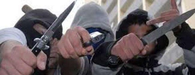 Sicurezza Giovani,baby gang fermata dalla Poliziacon droga e coltello