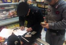Nolano, i carabinieri sequestrano 300 confezioni di generi alimentari. Ecco perchè