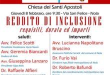Reddito di inclusione, un seminario per le famiglie in difficoltà