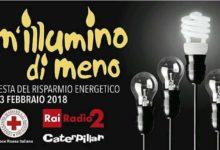 """Risparmio energetico. La Croce Rossa di Somma aderisce all'iniziativa """"M'Illumino di Meno"""""""