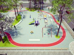 S. Giuseppe Vesuviano. Parco giochi di piazza Elena d'Aosta: lunedì 26 marzo l'inizio dei lavori