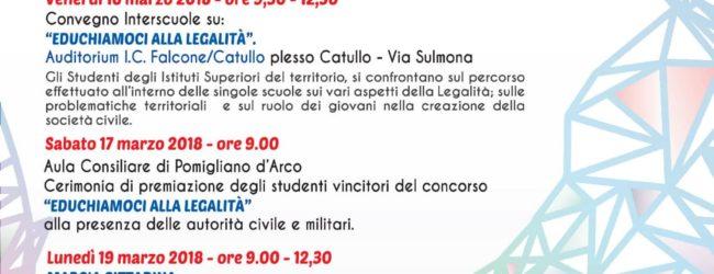 Pomigliano. Al via alle Giornate della Legalità in onore di don Peppe Diana