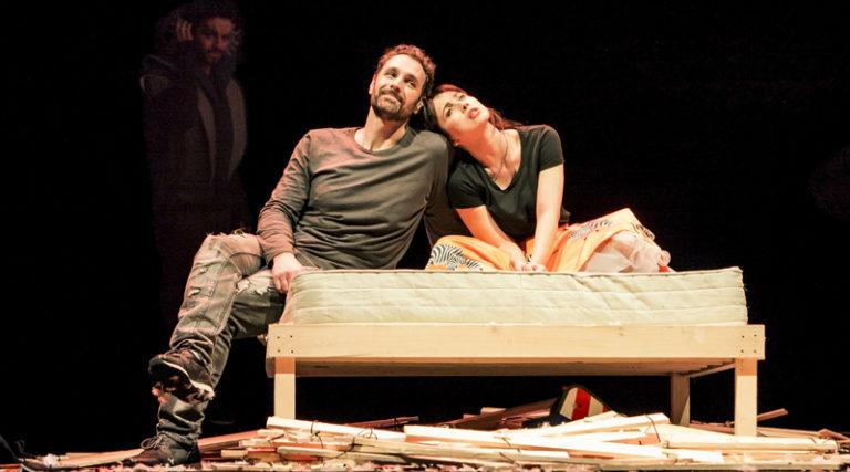 Teatro Italia di Acerra, sold out alla commedia sentimentale di Bova e Francini