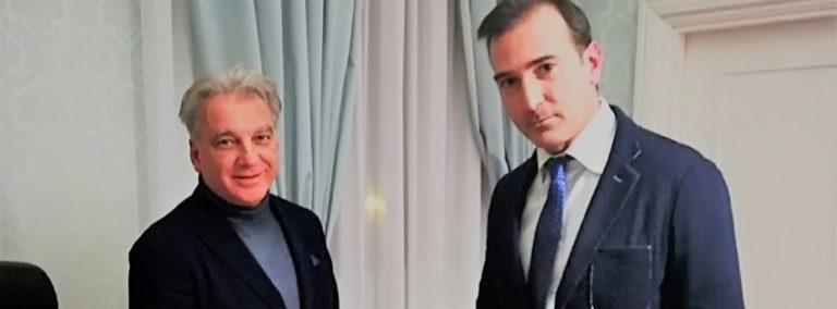 """Nuovi bus per trasporto scolastico, il sindaco Abete: """"Sicurezza prioritaria"""""""