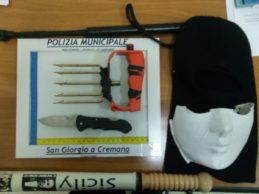 Baby gang in trasferta da Napoli a Sant'Anastasia, bloccati dalla polizia municipale