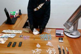 Pomigliano d'Arco. Nascondeva la droga nella stufa, carabinieri arrestano una donna