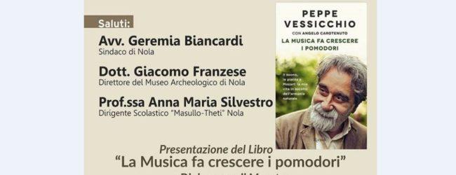 """Premio letterario il """"Candelaio"""", menzione speciale al maestro Peppe Vessicchio domani a Nola"""