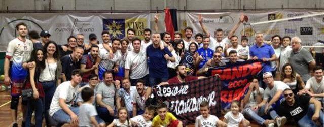 L'Emra Foods Ottaviano vince 3-2 contro la Romeo Aversa e ha un piede nei play off