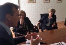 Per migliorare il servizio mensa l'assessore Beneduce incontra dirigenti scolastici e la ditta appaltatrice