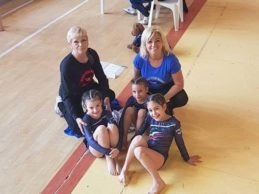 Nuovi successi per tre piccole ginnaste del Busen Club Marino