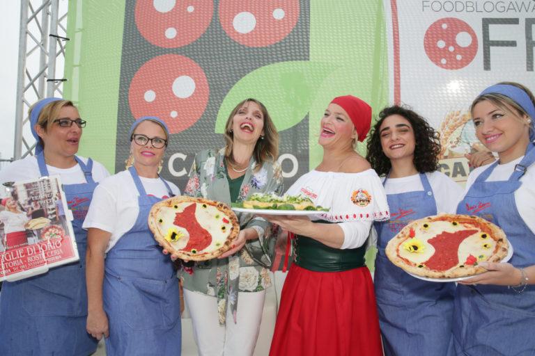 Napoli Pizza Village: ecco la pizza contro il femminicidio