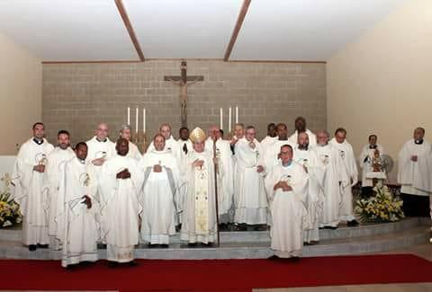 Terzigno, grande festa per l'ordinazione sacerdotale di don Luigi Rea