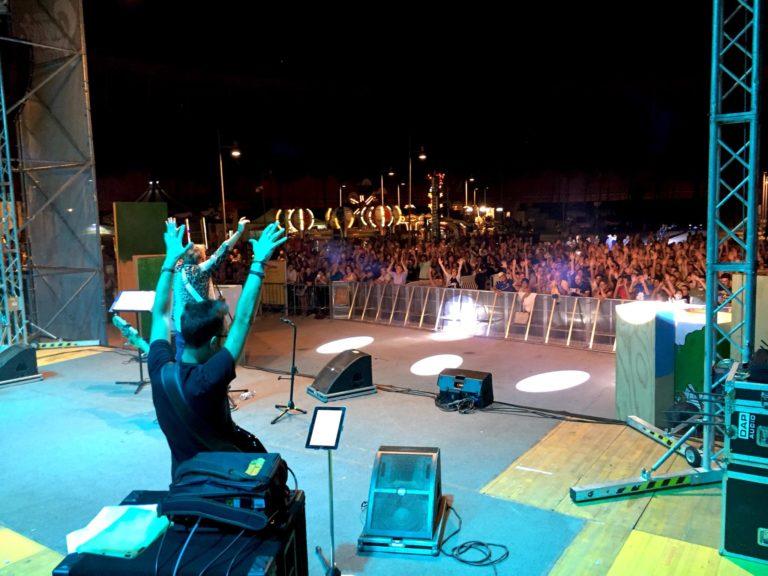 Vulcano Summer Festival: grande successo per Tony Tammaro e Mino Abbacuccio