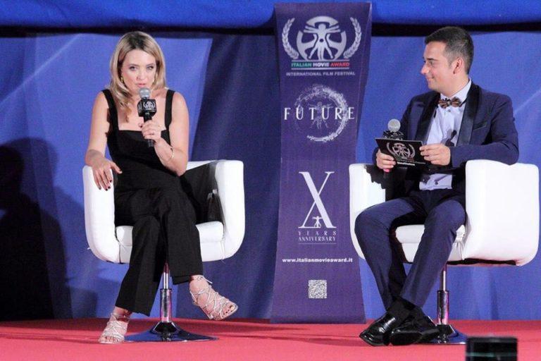 Carolina Crescentini: cinema tra libertà e disciplina all'Italian Movie Award