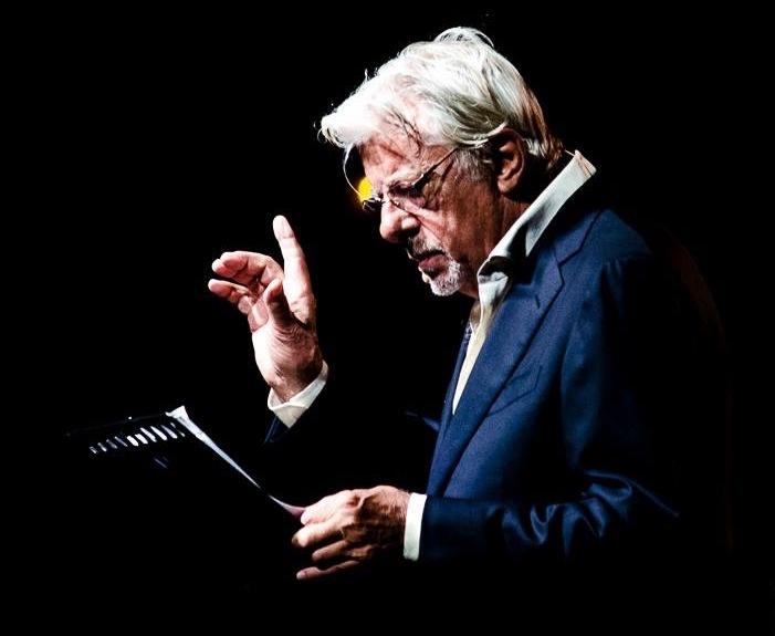 Portici, rassegna Wine Art Fest: Giancarlo Giannini in dialoghi tra poesia e musica