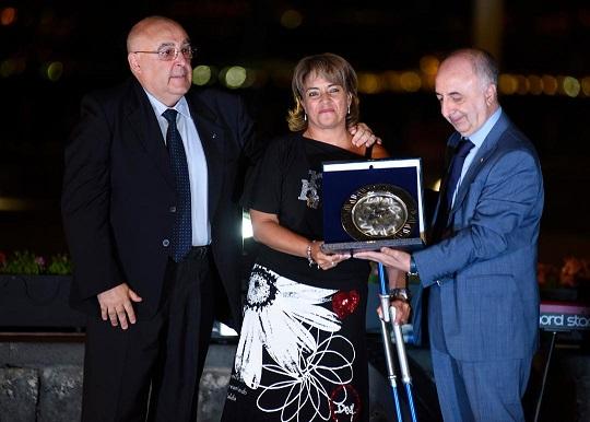 Gran Gala del Volley Campano alla presenza dei vertici della Fipav
