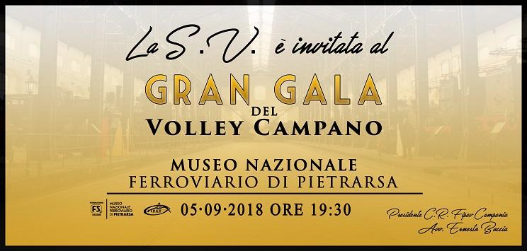 Gran Gala del Volley Campano a Pietrarsa