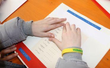 Disabilità visive, a Sant'Anastasia incontro per la Giornata nazionale del Braille