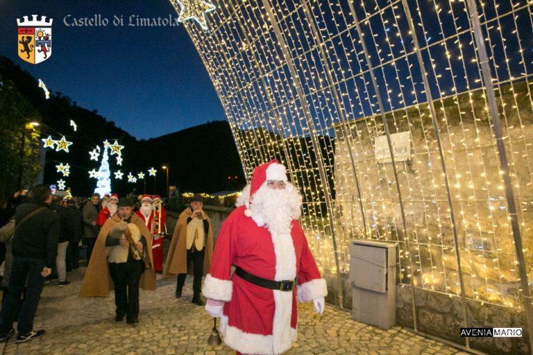 Mercatini di Natale al Castello di Limatola: pullman organizzato da Nola