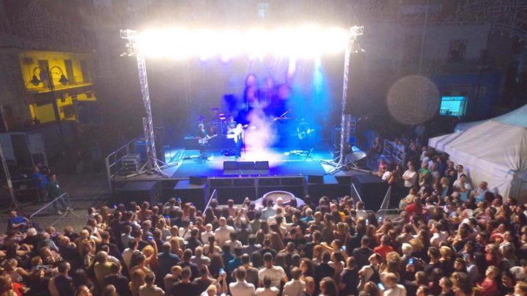 San Gennarello di Ottaviano, grande successo per il concerto di Noemi