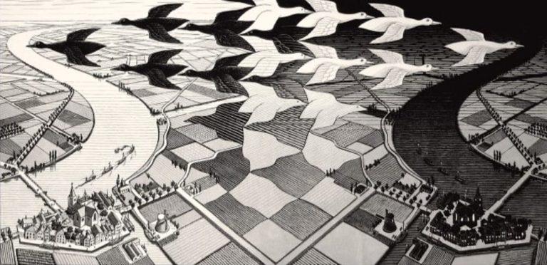 Napoli, boom d'arte: prorogata la mostra di Escher al Pan