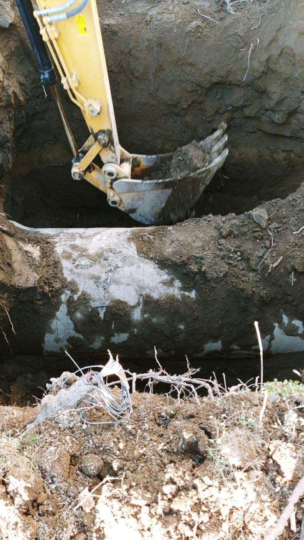 Interruzione idrica in 4 Comuni, gli aggiornamenti sui lavori