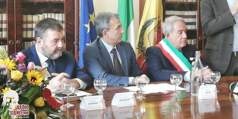 """Beni confiscati, Mocerino: """"Consegnata legge campana a Ministro Costa"""""""