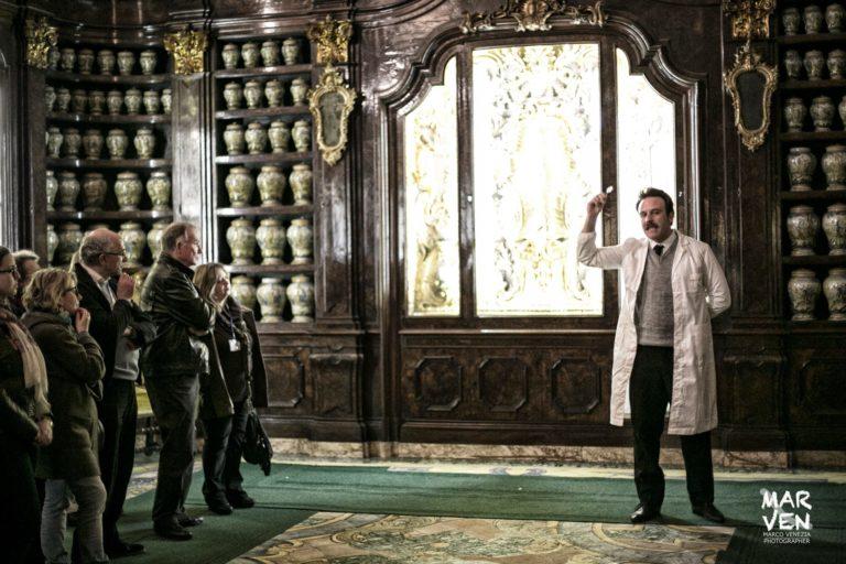 Giuseppe Moscati, visita teatralizzata per rievocare la vita del medico santo