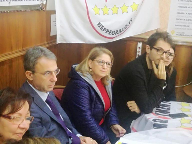 Inquinamento fiume Sarno, vertice a Scafati con il Ministro Sergio Costa