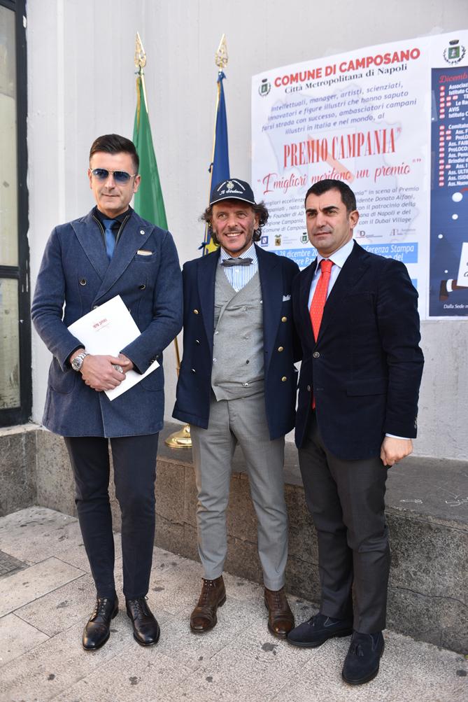Premio Campania 2018, svelati i nomi dei premiati