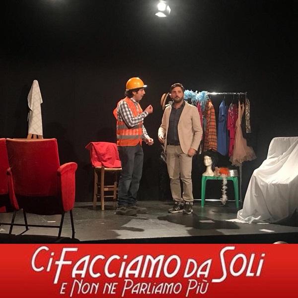 Sant'Anastasia.Teatro,inizio d'anno con l'attore napoletano Enzo Catapano