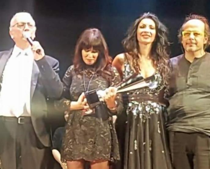 Festival di Napoli, al Politeama trionfa Concetta De Luisa
