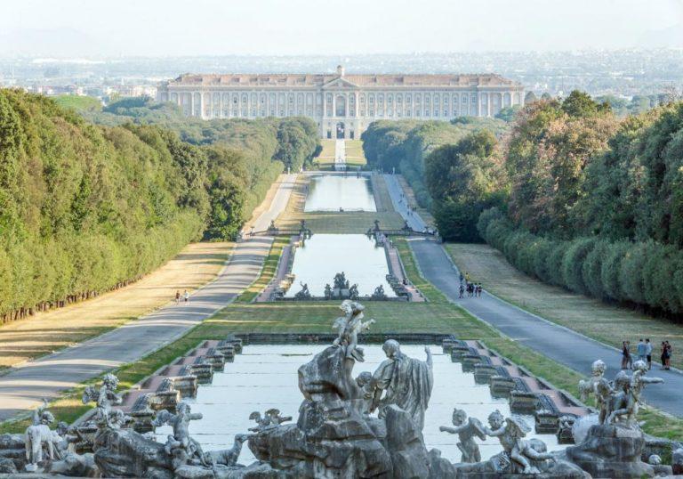 Oggi 267anni della Reggia di Caserta, il trionfo delle meraviglie borboniche