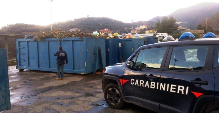 Gragnano. La Procura sequestra il centro raccolta dei rifiuti
