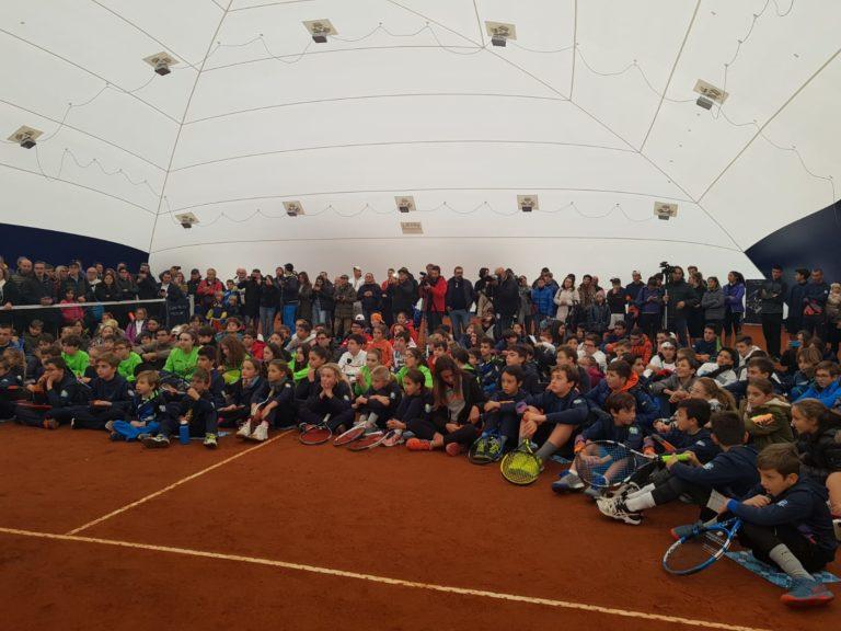 """Capri Watch a fianco della 14a edizione del circuito promozionale """"Tennis Trophy FIT Kinder + Sport"""""""