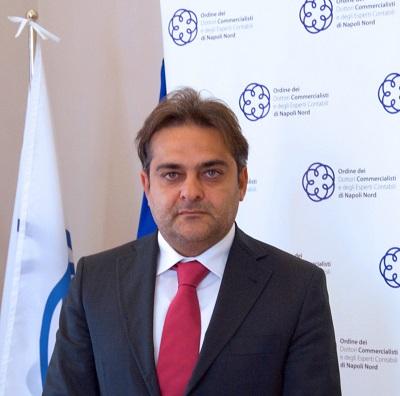 Sandro Fontana è il nuovo segretario dei commercialisti di Napoli nord