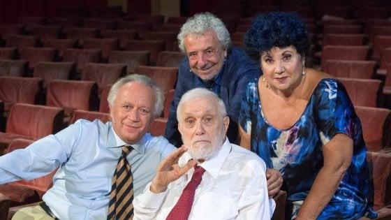 """Acerra, """"Così parlò Bellavista"""": al Teatro Italia lo spettacolo di De Crescenzo"""