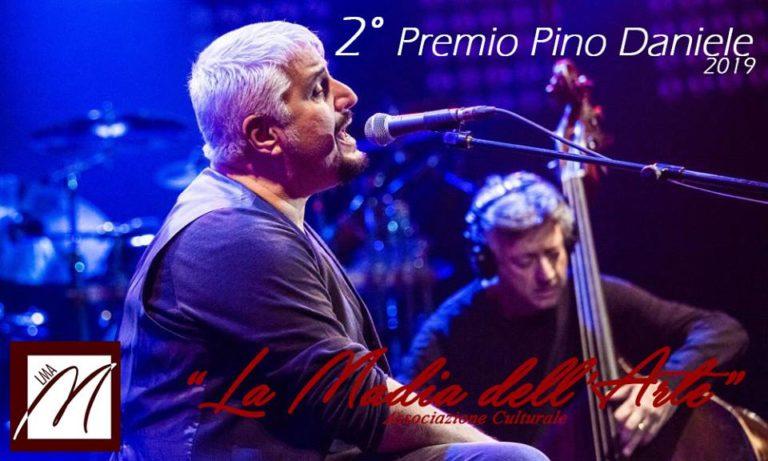 """2° Concorso Nazionale di Poesia  """"Premio Pino Daniele"""" Edizione 2019"""