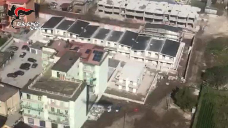 Volla. Erronea interpretazione del Piano Casa, 250 abitazioni sequestrate