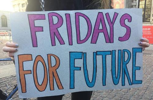 Ambiente, 60mila studenti in piazza per lo sciopero globale