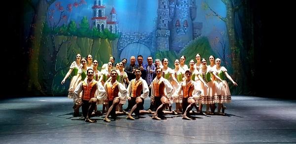 Oltre 100 le candidature per il Selection Day del Tony Martin Ballet