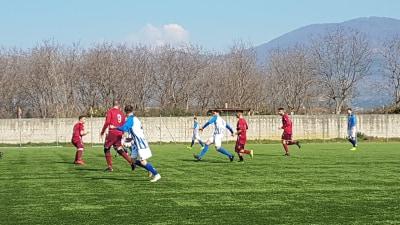 Calcio, Prima categoria: Il Real Anacapri pareggia in casa del Casamarciano