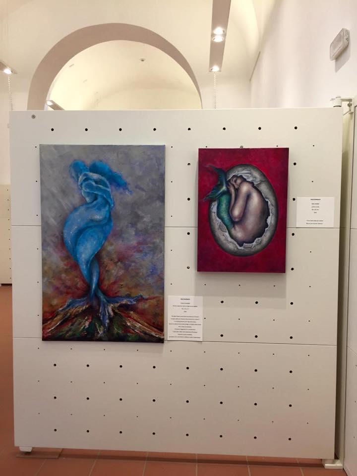 Ecce Dominae, per l'8marzo Casalnuovo celebra la donna nell'arte