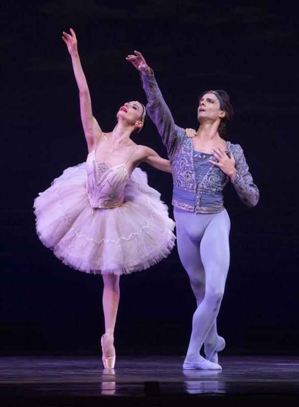 Un po' di Napoli a Londra: il direttore del S. Carlo al Russian Ballet Icons
